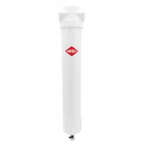 """Persluchtfilter A F070 1 1/2"""" 13000 l/min actief koolfilter 0.005 mg/m³"""