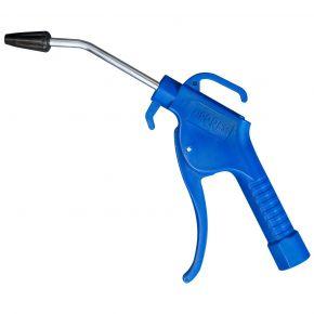 """Blaaspistool 4"""" 10 cm met insteeknippels"""