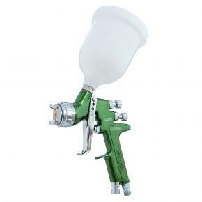 Verfspuit 2 bar 1.2 mm nozzle 600 ml beker