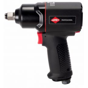 "Mini pneumatische slagmoersleutel 1302 Nm 1/2"" 426 l/min met insteeknippel"
