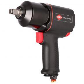 "Pneumatische Slagmoersleutel 1800 Nm 1/2"" 582 l/min met insteeknippel"