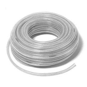 Luchtslang gevlochten nylon 19 x 27 mm 50 m 10 bar