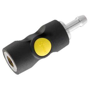 Prevost veiligheidskoppeling type Orion 8 mm met drukknop