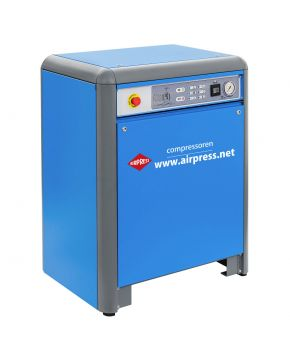 Stille Compressor APZ 1300+ 10 bar 10 pk 747 l/min 3 l