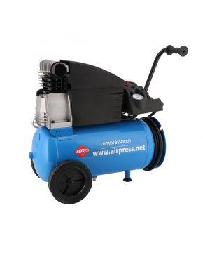 Kompresor Airpress H 360-25, ciśnienie max. 10 bar, moc 2.5 KM, wydajność 288 l/min