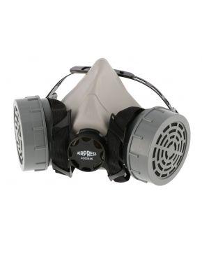 Halfgelaatsmasker PPE 3 A filter 2 st