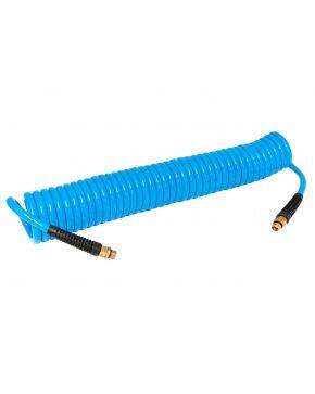 Spiraalslang lucht 15 m 8 mm 12 bar