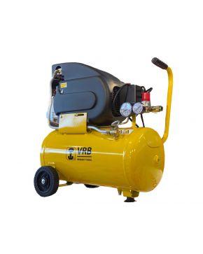 Compressor 8LC24-1.5 VRB 8 bar 1.5 pk 165 l/min 24 l