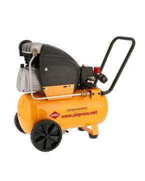 Compressor HL 360-25 10 bar 2.5 pk 240 l/min 24 l limited OP = OP