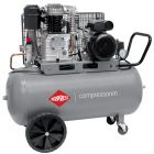 Compressor HL 425-90 Pro 10 bar 3 pk/2.2 kW 280 l/min 90 l