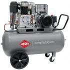 Compressor HK 625-90 Pro 10 bar 4 pk/3 kW 380 l/min 90 l