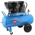 Mobiele Benzine Compressor BM 100-330 10 bar 5.5 pk/4 kW 100 l
