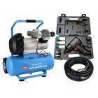 Compressor LM 25-350 10 bar 3 pk 280 l/min 25 l Plug & Play
