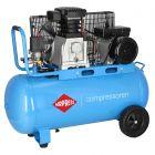 Compressor HL 340-90 10 bar 3 pk/2.2 kW 272 l/min 90 l