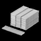Brads 25 mm 4000 stuks