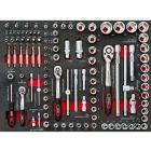 Module 4 gereedschap voor gereedschapswagen