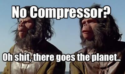 De wereld van compressoren