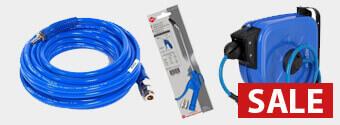 Compressor accessoires aanbieding