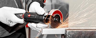 Compressor voor metaal snijden