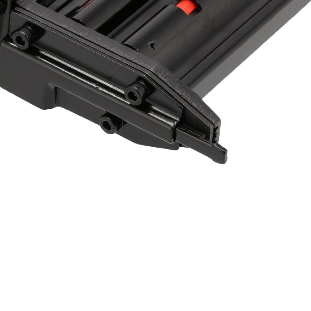 Pneumatische Spijkermachine minibrads t/m 50 mm minibrads inbegrepen neus beveiliging nietjes