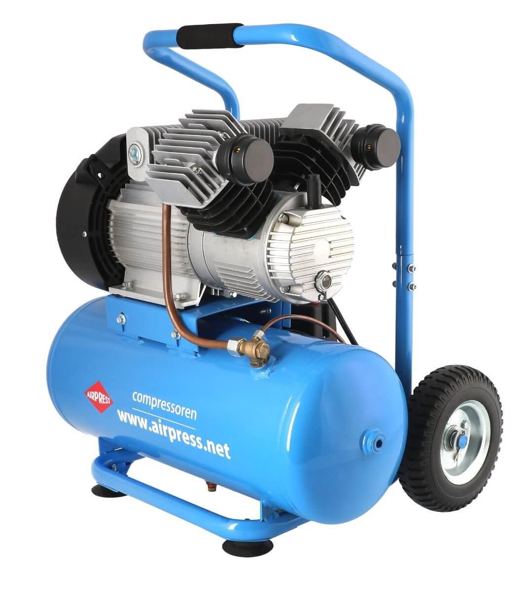 LM 25-350 professionele compressor