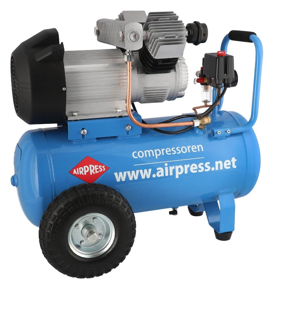 LM 50-350 compressor