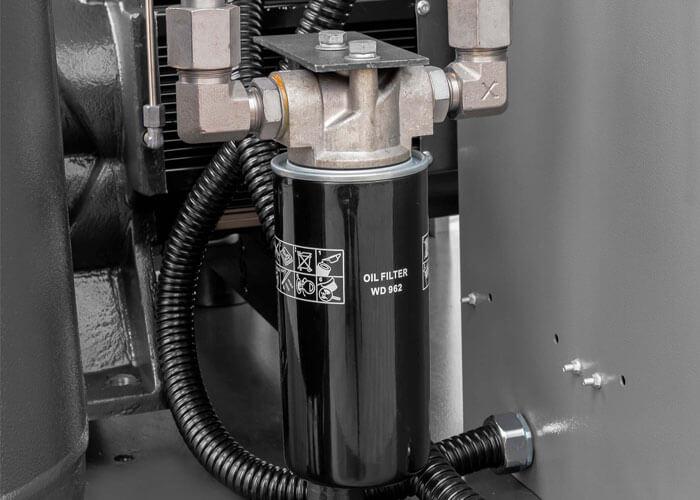 Schroefbaar oliefilter 2-stage motor APS 50 X 2-stage IVR