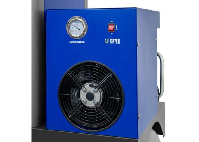 Voorkant droger APS 15 Combi  Dry X