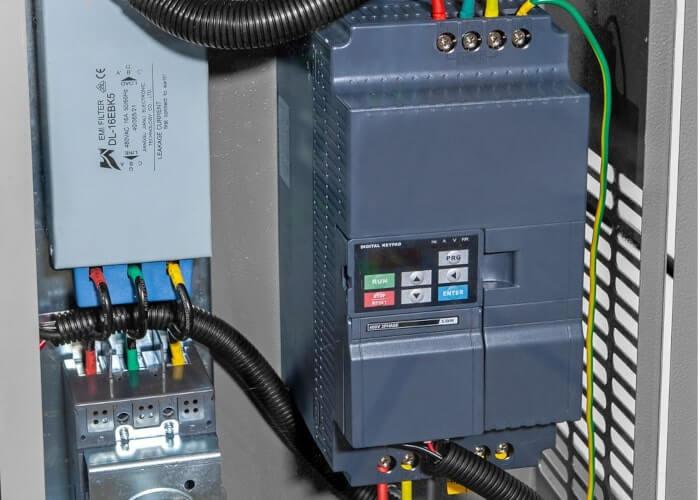 Frequentie regelaar APS 10 Combi Dry X