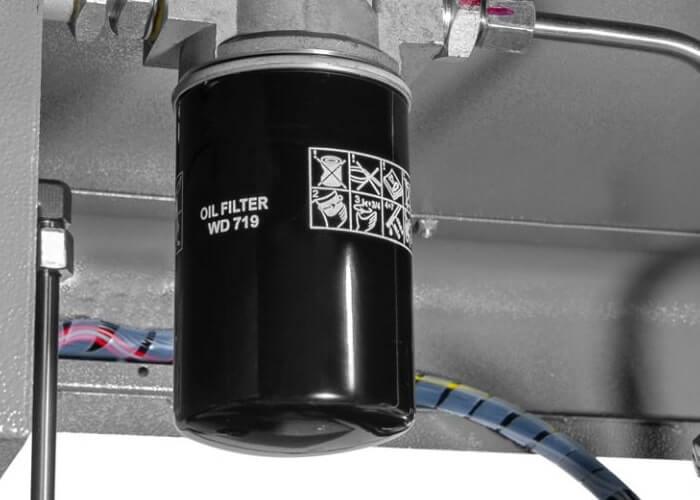 Schroefbaar oliefilter APS 10 IVR Combi Dry X
